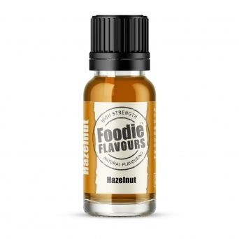 Hazelnut - Natural Food Flavouring 15ml