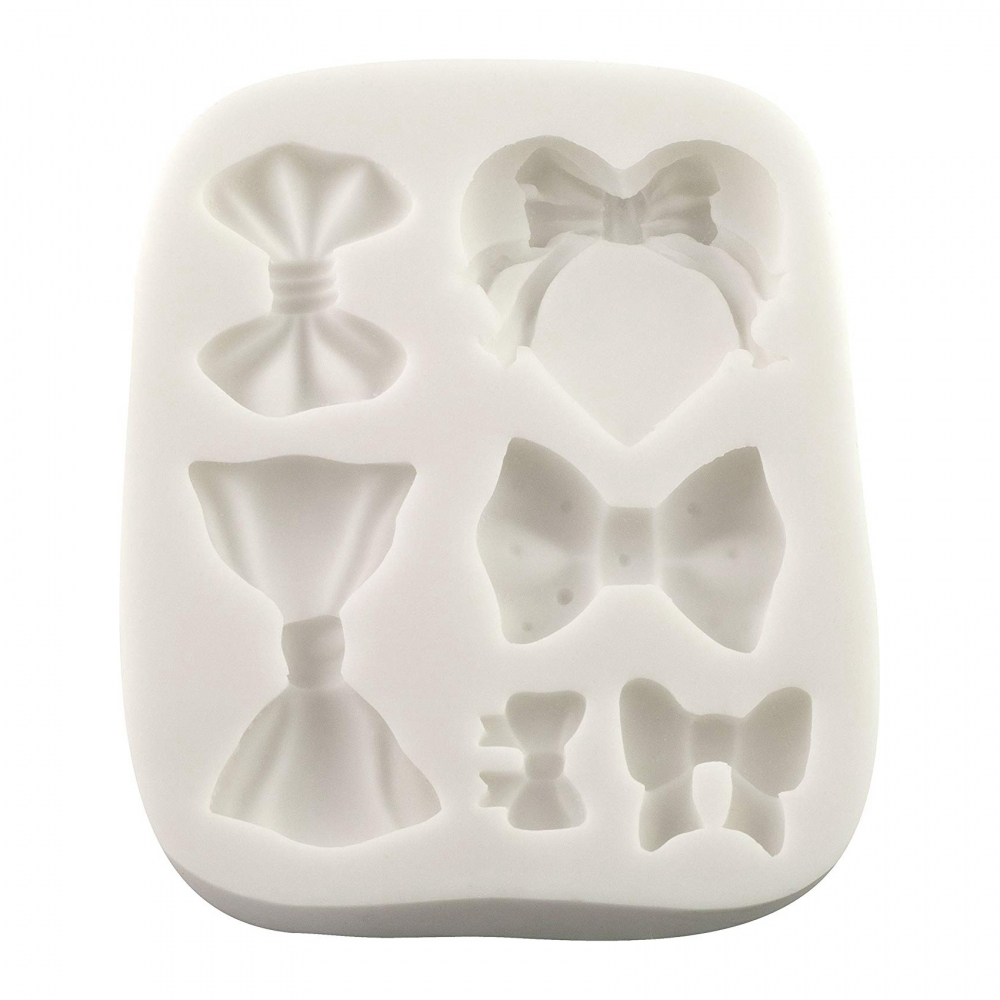Cake Decorating Company : FPC Bows Mould - Tools & Equipment from The Cake ...