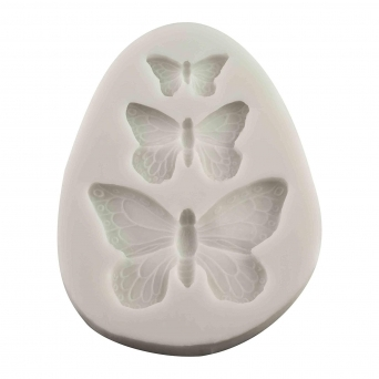 Butterfly Trio Mould