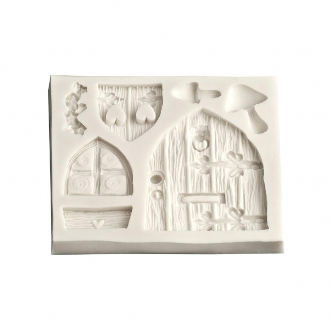 FPC Fairy Door And Windows Mould