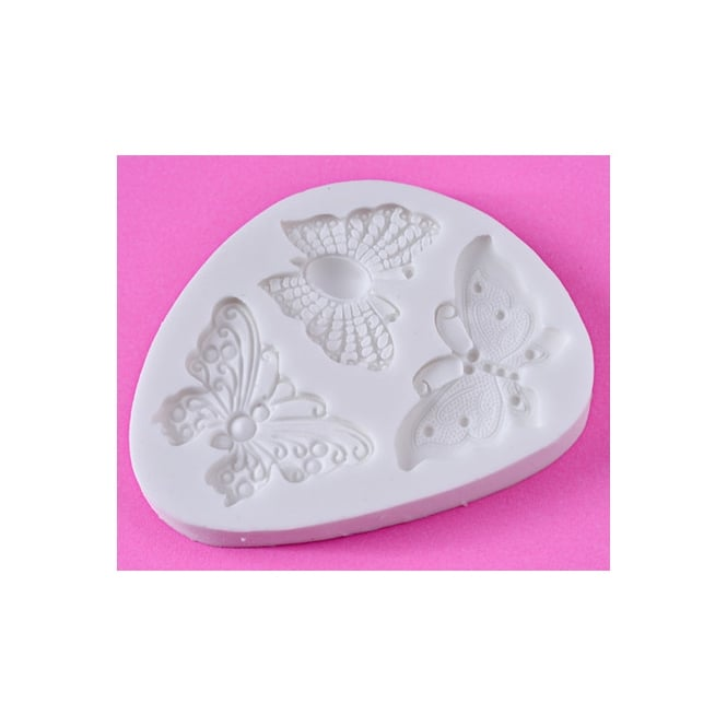 FPC Filigree Butterflies Mould