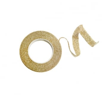 Gold Sparkle Tape - PME
