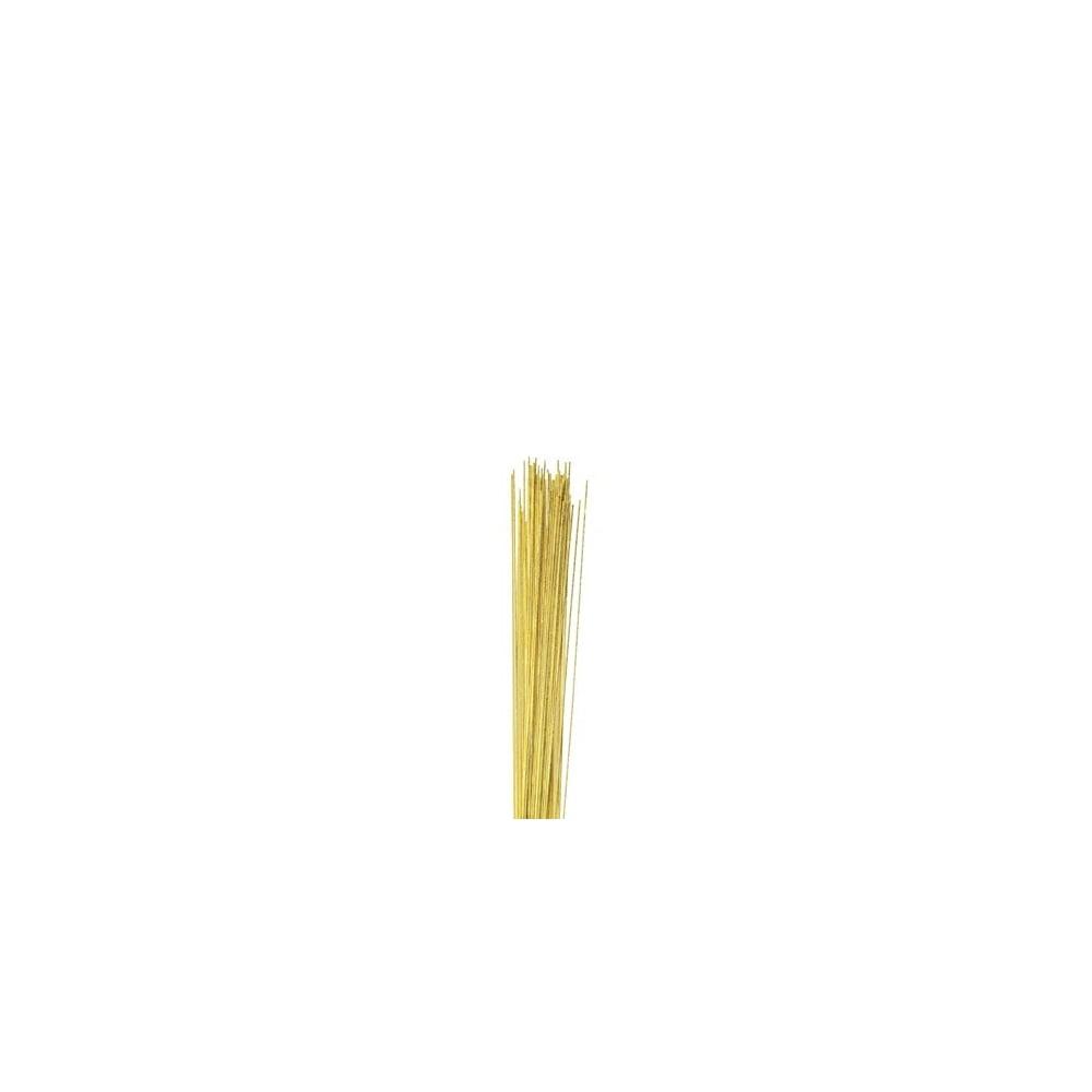 Hamilworth 22 Gauge Metallic Gold Florist Wires - Tools & Equipment ...