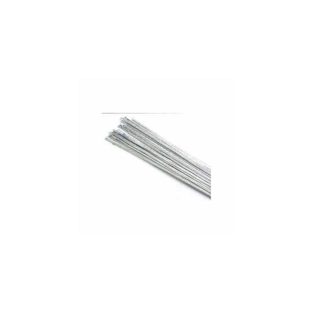 Hamilworth 26 Gauge Metallic Silver Florist Wires - Tools ...
