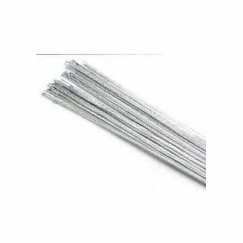 26 Gauge Metallic Silver Florist Wires