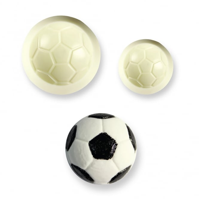 JEM Football Pop It Mould Set Of 2