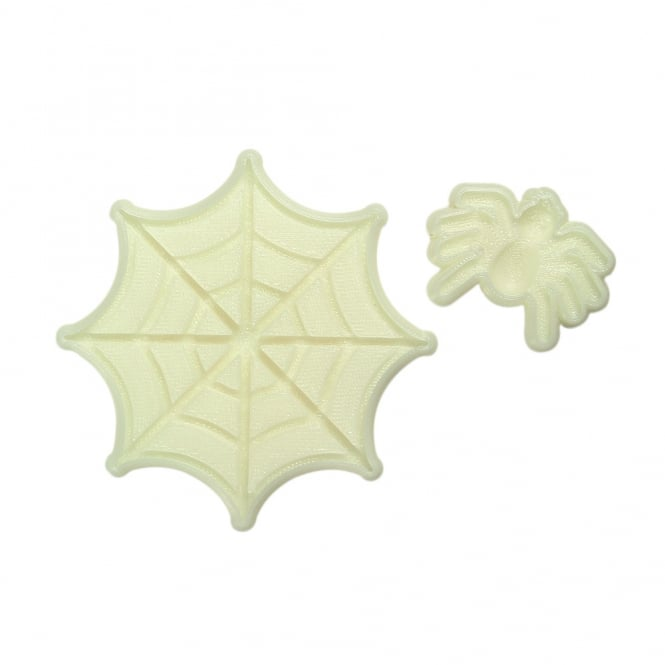 JEM Spider And Web Pop It Mould Set Of 2