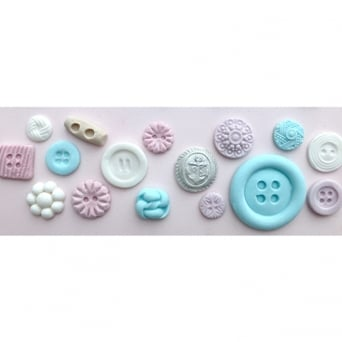 Assorted Button Mould