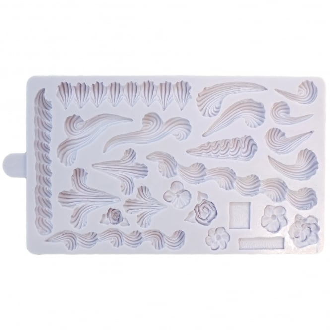 Karen Davies Royal Icing Essentials Mould