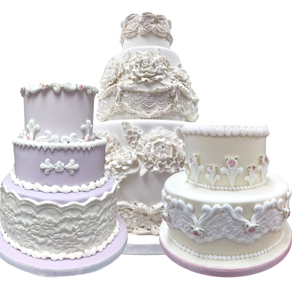 Karen Davies Royal Icing Essentials Mould - Tools & Equipment from ...