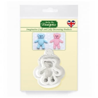 Baby Teddy Bear Mould