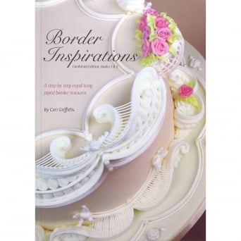 Border Inspirations Book Combined Editions 1 And 2 By Ceri Griffiths