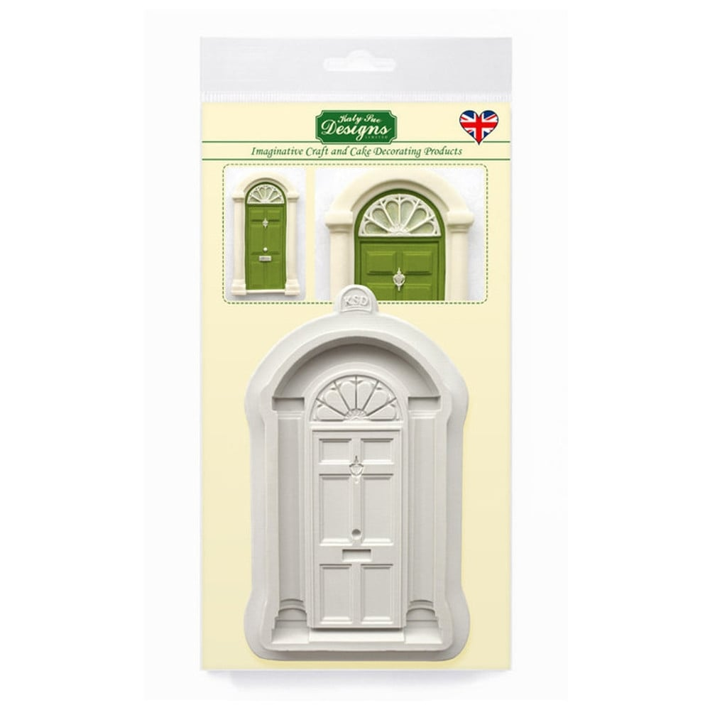 Classic Door Mould  sc 1 st  The Cake Decorating Company & Katy Sue Designs Classic Door Mould - Tools \u0026 Equipment from The ...