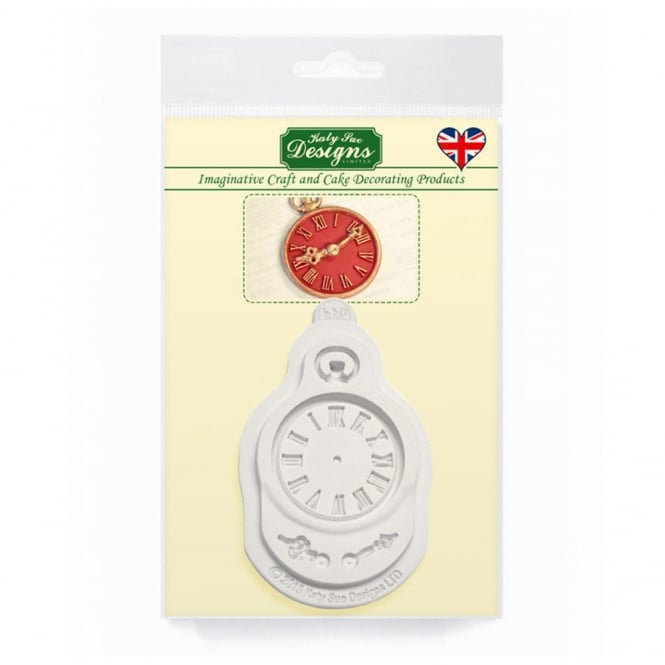 Katy Sue Designs Clock Mould