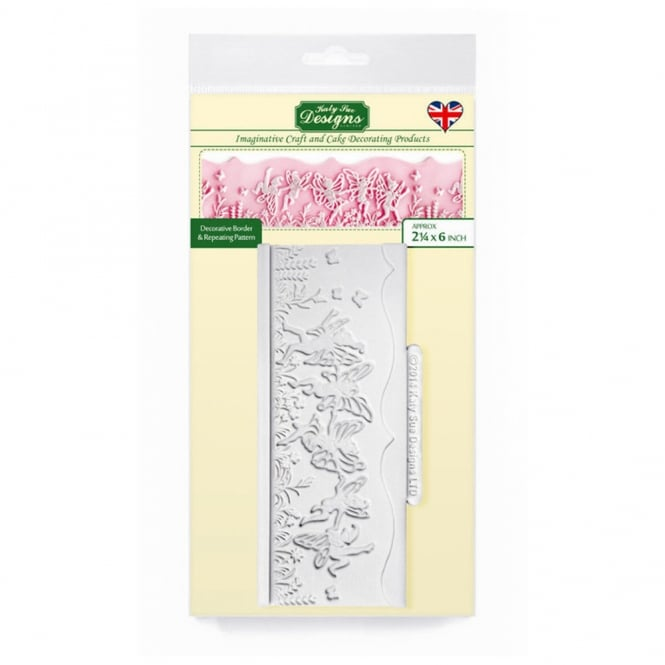 Katy Sue Designs Fairy Border Mould
