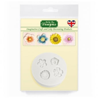 Little Flowers Mould