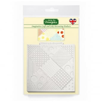Patchwork Quilt Designer Mat Mould