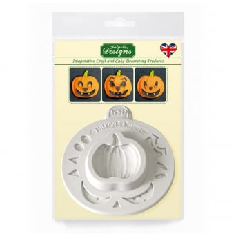 Pumpkin Face Mould