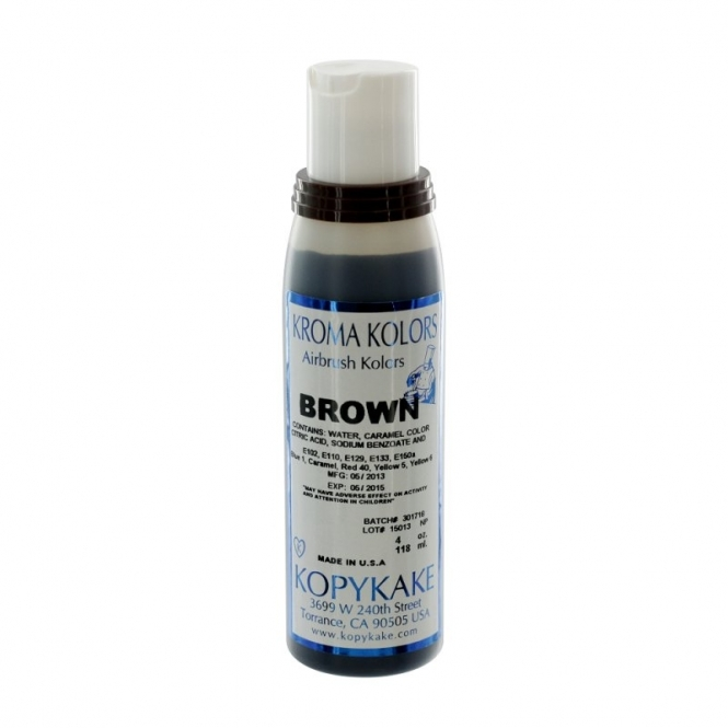 Kroma Brown - Airbrush Colours 4oz
