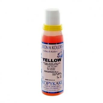 Yellow - Airbrush Colours 4oz