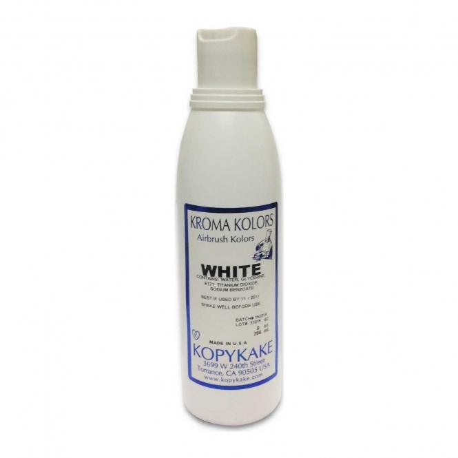Kroma White - Airbrush Colour 4oz