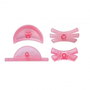 Ladies Shoe Tops Cutter Set Of 4 By Jem Cutters