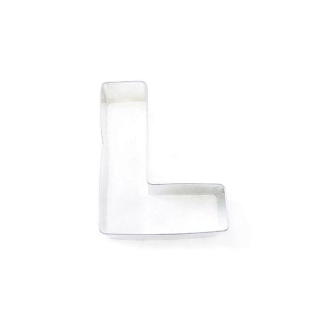 Letter L Cookie Cutter