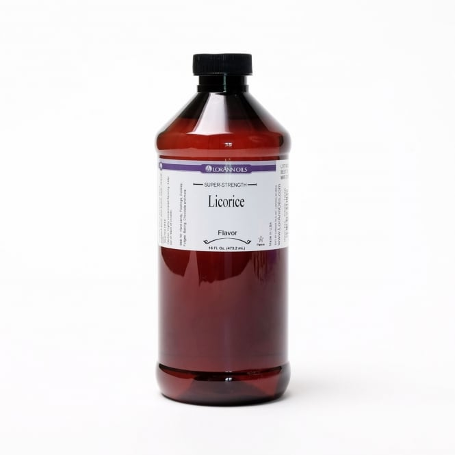 LorAnn Licorice - Oils - 16oz Food Flavouring Oil