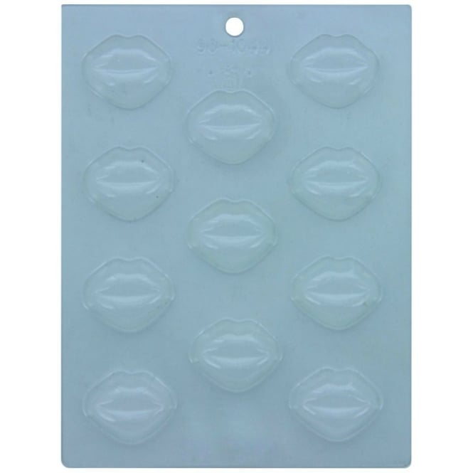 Lips Valentine Chocolate Mould By Martellato
