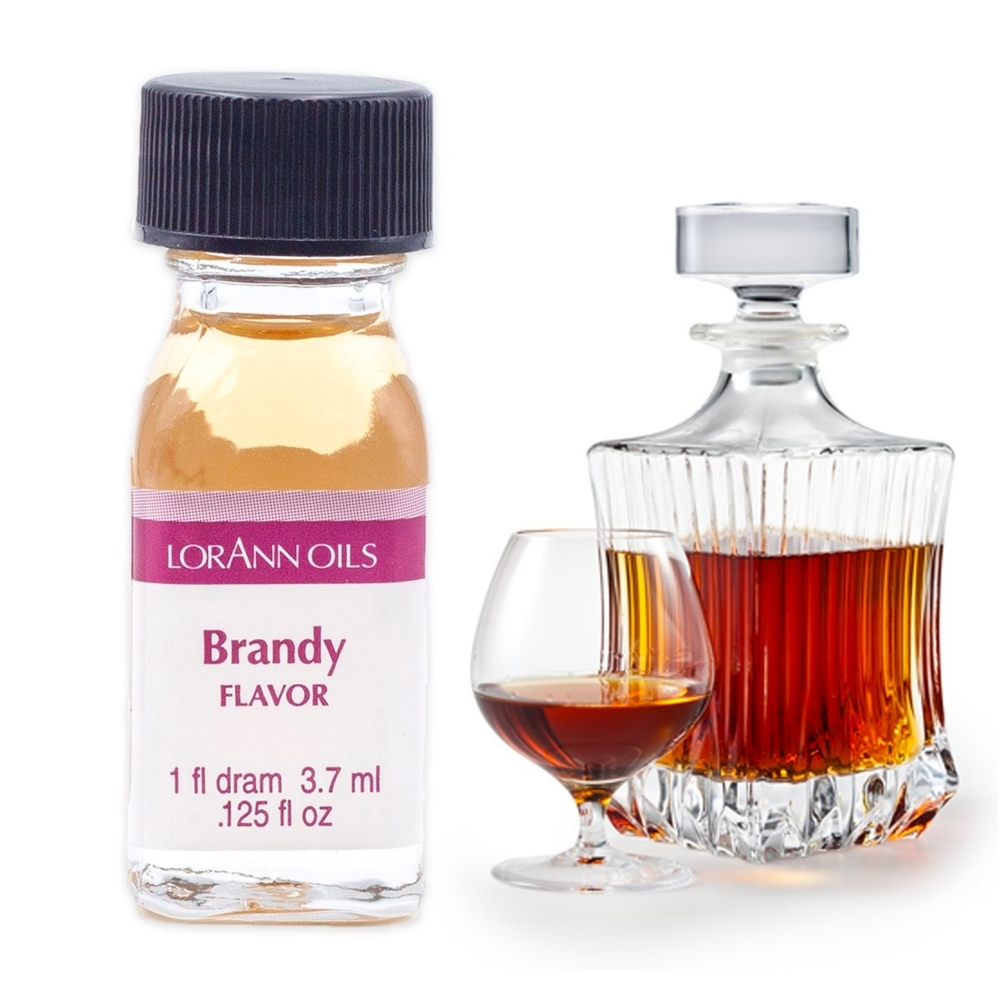 Brandy Food Flavouring - 1 Dram
