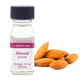 Almond - LorAnn Oils - 1 Dram Food Flavouring Oils
