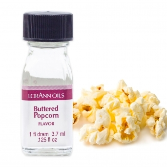 Buttered Popcorn - LorAnn Oils - 1 Dram Food Flavouring Oils
