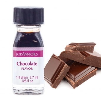 Chocolate - LorAnn Oils - 1 Dram Food Flavouring Oils