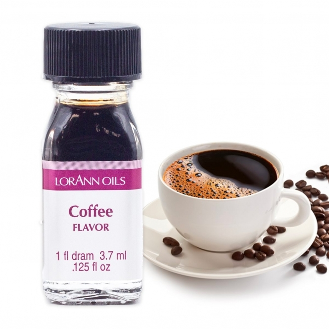 LorAnn  Coffee - LorAnn Oils - 1 Dram Food Flavouring Oils