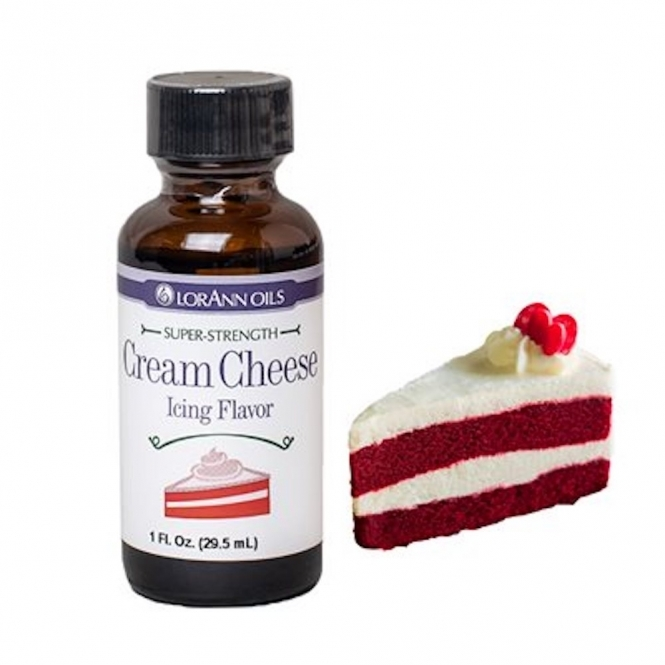 LorAnn Cream Cheese Icing Flavour - Oils - 1oz Food Flavouring Oils