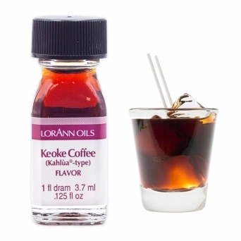 Keoke Coffee - LorAnn Oils - 1 Dram Food Flavouring Oils