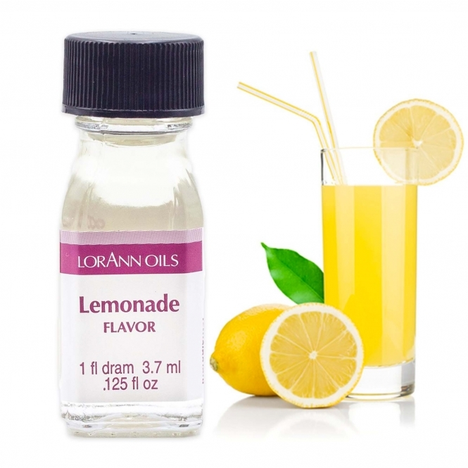 LorAnn  Lemonade - LorAnn Oils - 1 Dram Food Flavouring Oils