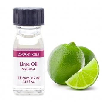 Lime Natural - LorAnn Oils - 1 Dram Food Flavouring Oils