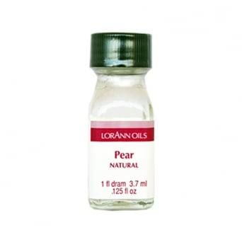 Natural Pear Oil - LorAnn Oils - 1 Dram Food Flavouring Oils