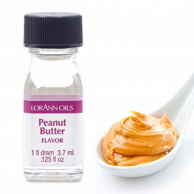 LorAnn Peanut Butter - Oils - 1 Dram Food Flavouring Oils