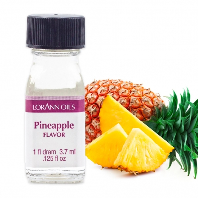 LorAnn  Pineapple - LorAnn Oils - 1 Dram Food Flavouring Oils