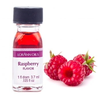 Raspberry - LorAnn Oils - 1 Dram Food Flavouring Oils