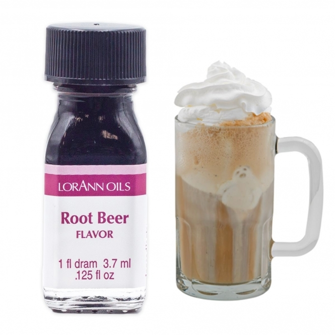 LorAnn  Root Beer - LorAnn Oils - 1 Dram Food Flavouring Oils