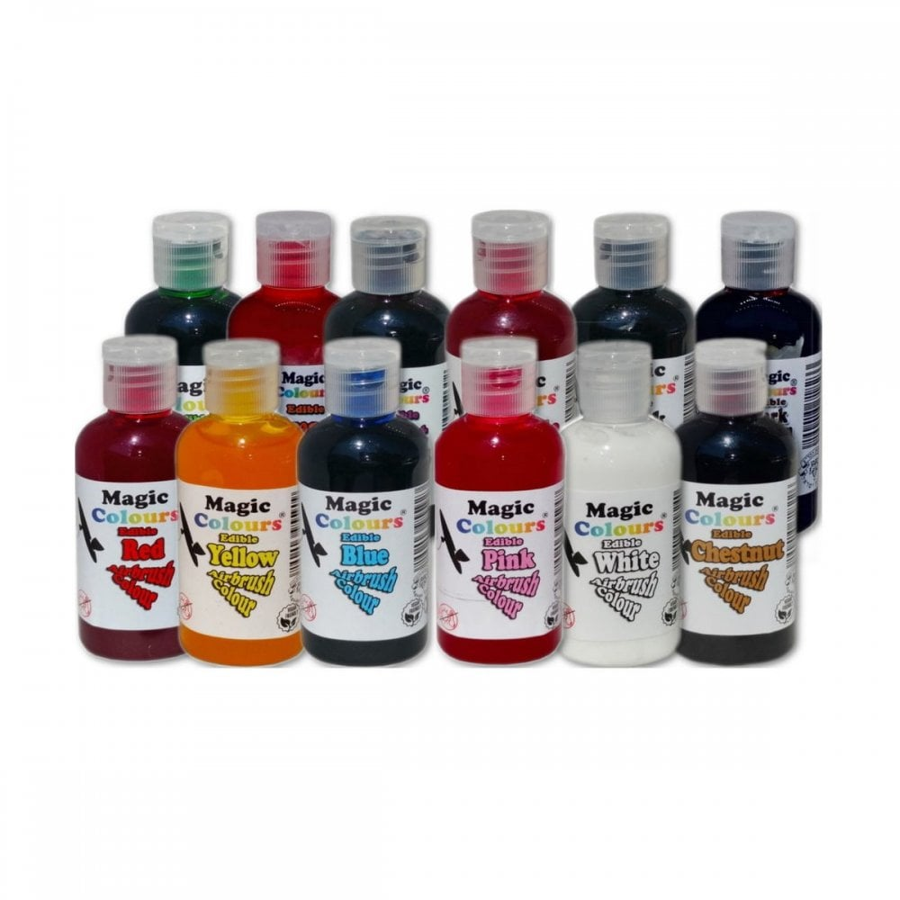 Classic Airbrush Colours | 55ml Magic Colours