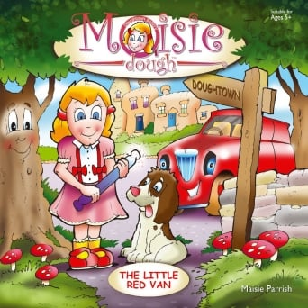 The Little Red Van Book - Maisie Dough