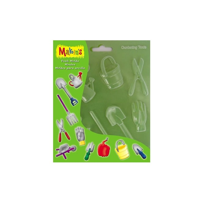 Makins Gardening Tools Push Mould