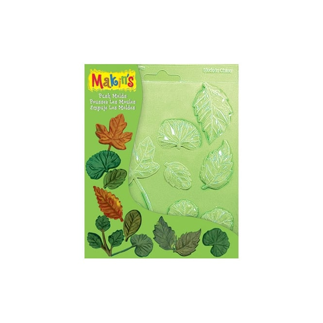 Makins Leaves Push Mould