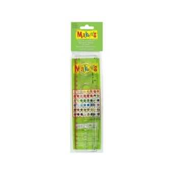 Paste Mixing Ruler By Makins