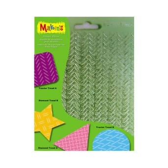 Texture And Embossing Set G