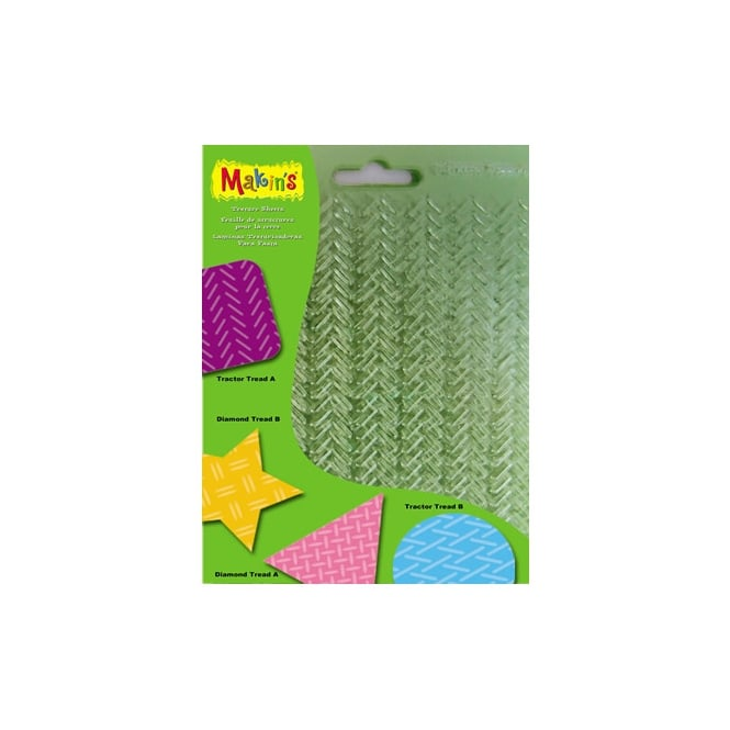 Makins Texture And Embossing Set G